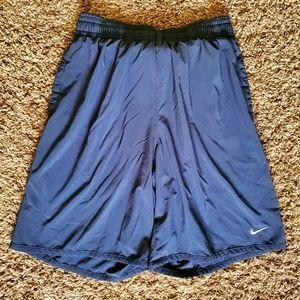 Nike Fit dri gym shorts. Small